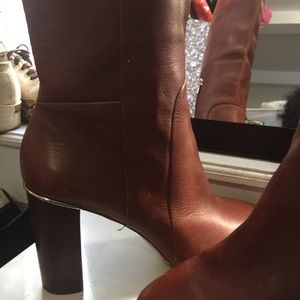 Banana Republic Shoes - Knee High Leather Heeled Boot