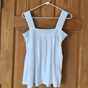 Francesca's Collections Tops - White Tank