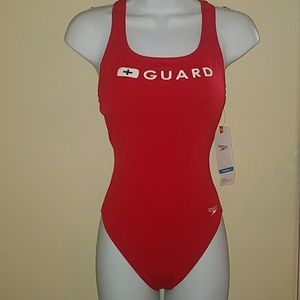 Speedo Other - Speedo life guard swimsuit