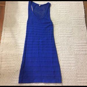 Tricot Joli Dresses & Skirts - Knit tank bodycon dress