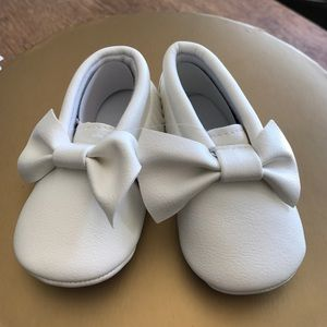 Other - SUPER CUTE!!!!! Baby shoes moccasins