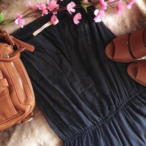 Chelsea & Violet Dresses & Skirts - Chelsea & Violet Embroidered Long Sleeve Dress