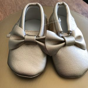Other - SUPER CUTE!!! Baby moccasins
