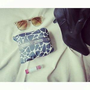 LeSportsac Handbags - NWT LeSportsac Tokidoki Large Travel Tote Gray