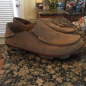 OluKai Other - Like new Olukai 10.5 men's shoes. Great deal!