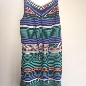 Merona target striped dress