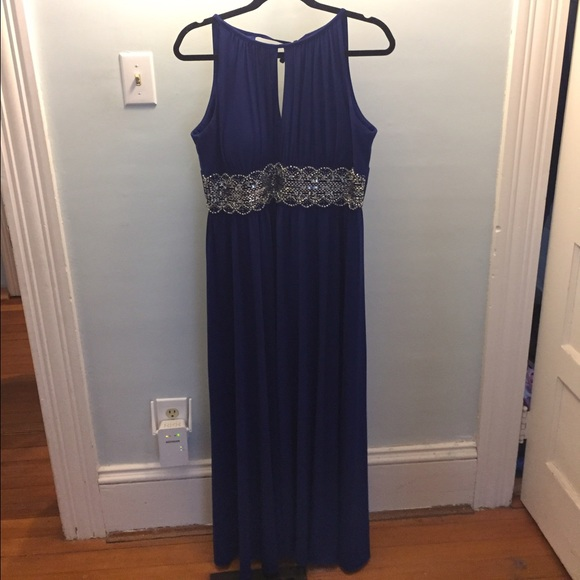 Lord & Taylor Dresses & Skirts - Blue formal gown
