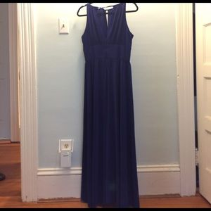 Lord & Taylor Dresses - Blue formal gown
