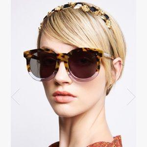 Karen Walker Super duper thistle sunglasses