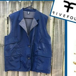Five Four Other - Reversible Vest!