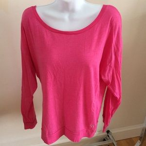 Victoria's Secret PINK Long Sleeve Tee, Size L