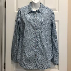 C&C California Tops - C&C California Floral Button Down