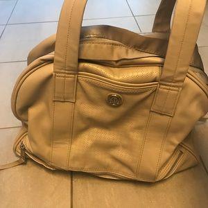 Lululemon workout bag
