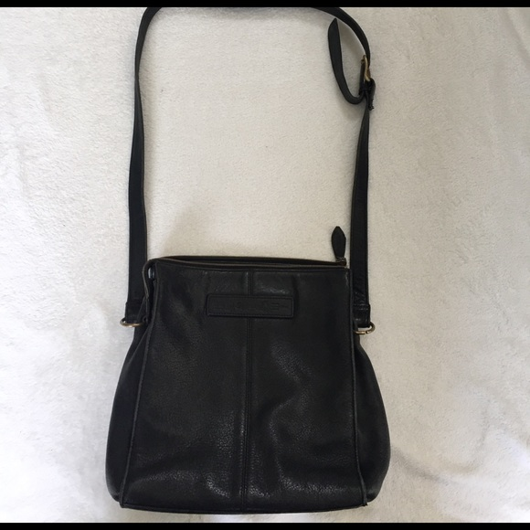 Fossil Handbags - black fossil purse