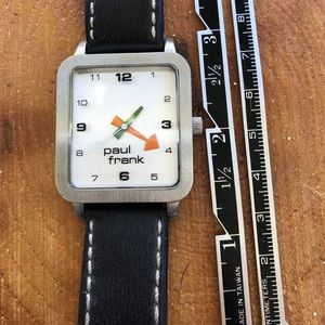 Paul Frank Fossil watch