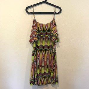 Ariella Dresses & Skirts - Ariella multicolor print dress