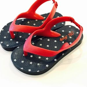 Old Navy Other - 🛑 Red White & Blue Sandals