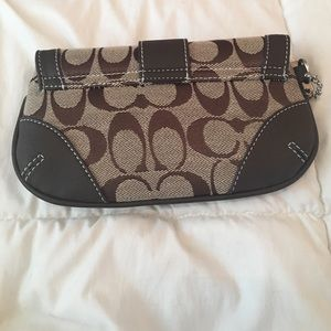 Coach Bags - Small Coach clutch! Great condition! Authentic!