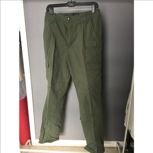 5.11 Tactical Other - Men 511 Tactical Green Cargo Pants