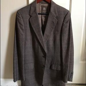 Lanvin Other - Lanvin Men's Suit Jacket