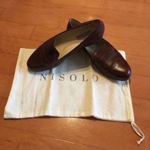 Nisolo Shoes - Gorgeous handmade leather shoes- worn once!