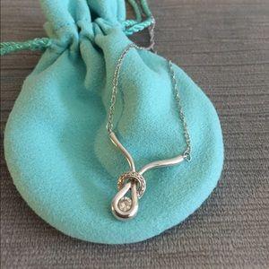 Zales Jewelry - 14KT White Gold 1/3 CT Diamond Pendant Necklace