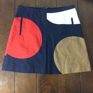 Anthropologie maeve skirt