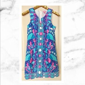 Lilly Pulitzer Dresses & Skirts - Lilly Pulitzer Sea Jewels Abigail Shift