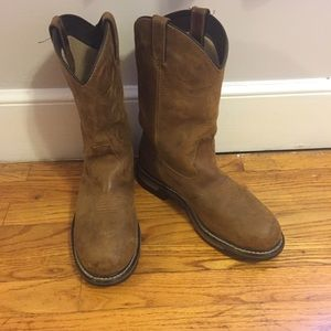 Rocky Other - Rocky Steel Toed Boots