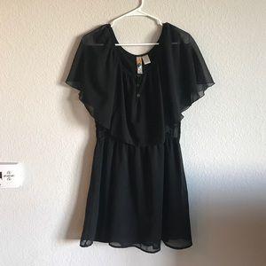 Mimi Chica Dresses & Skirts - Unique Black Dress