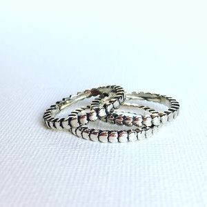 NEW Sterling Silver Heart Ring