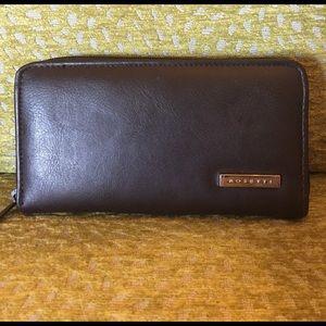 Rosetti Handbags - ROSETTI wallet brown color.