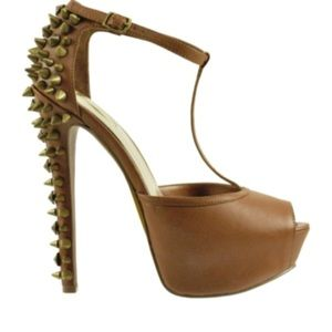 Shoes - Wild Pair Studded heels