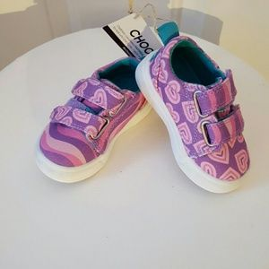 Chooze Other - Chooze girls toddler sneaker size 4T