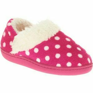Other - Toddler Girls Polka Dot A-Line Slipper Shoe