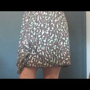 Nanette Lepore Dresses & Skirts - Nanette Lepore size12 silk linen fitted dress