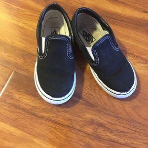 Vans Other - Boys vans sneakers