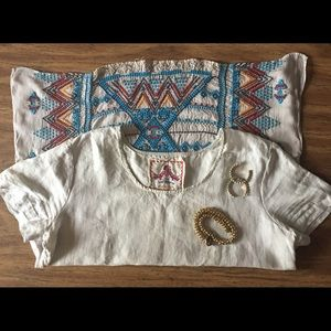 Johnny Was Tops - 2 DAY SALE ❤️️JOHNNY WAS gorgeous top! EUC!!❤️️MED