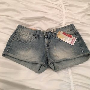 Mossimo Supply Co. Pants - MOSSIMO SUPPLY CO. NWT!  Shorty Blue Jean Shorts
