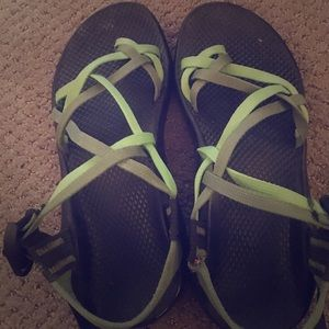Used Chacos!