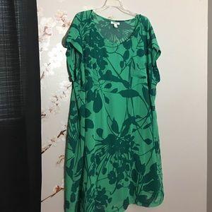 NWOT Plus size Old Navy Flowy Dress