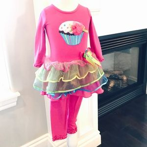 Rare Editions Other - 💖 Rare Editions Cupcake Outfit