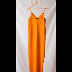 TY-LR Dresses & Skirts - TY-LR Sylvie Maxi Dress - Topaz