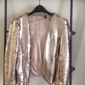 Baby Phat Jackets & Blazers - Baby Phat Sequined Jacket