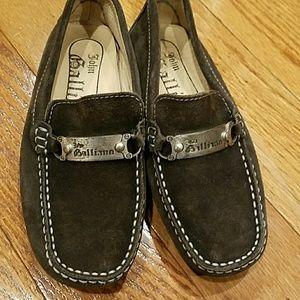 John Galliano Other - John Galliano Boys Junior shoes suede EU 31 US 13