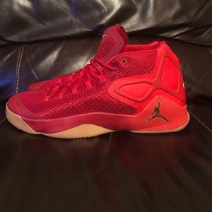 Men's Jordan Melo M12 Basketball Sneakers Size 17