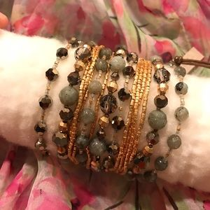 Chan Luu Jewelry - Chan Luu beaded mix bracelet