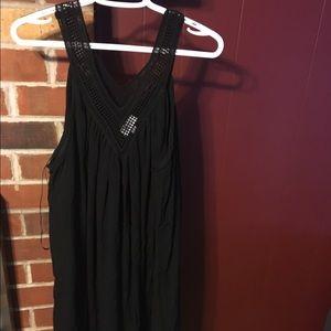 Liz Lange for Target Dresses & Skirts - Black maternity knee length flowy dress