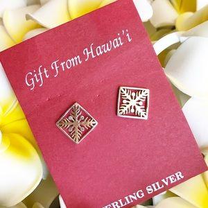 Hawaiian Jewelry - Hawaiian earrings