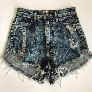 Nasty Gal Denim Shorts